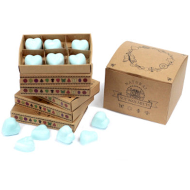 Box of 6 Wax Melts -   Nagchampa