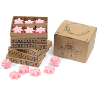 Box of 6 Wax Melts - Japanese Magnolia