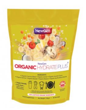 Organic Hydrate Plus