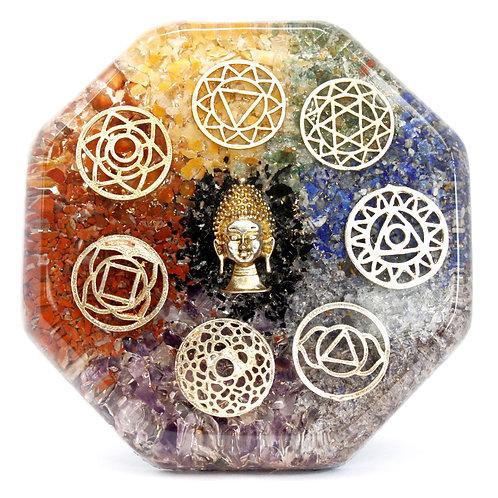 Orgonite Desk Power Packs - Buddha Chakra