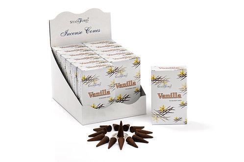 Vanilla Cones