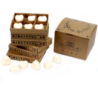 Box of 6 Wax Melts -  Cinnamon & Orange