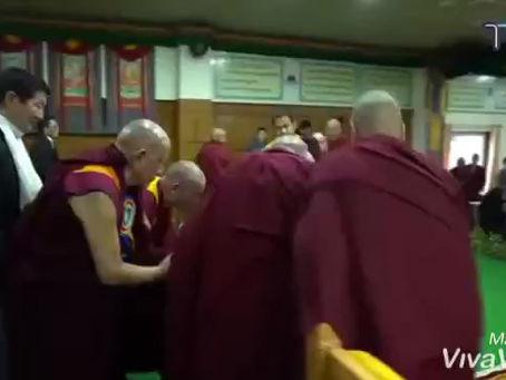 14de Tibetaanse religieuze conferentie in Dharamsala