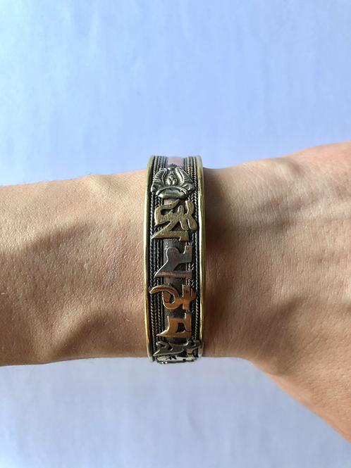 Armband Om Mani Padme Hoeng