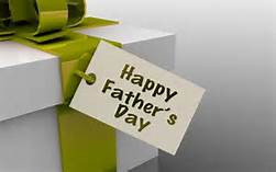 Father's Day: whether you are a Dad, have a Dad or know a Dad...we have a treat for you!