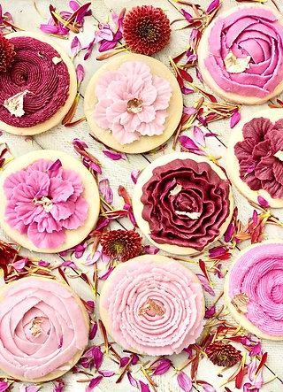 Assorted Buttercream Florals