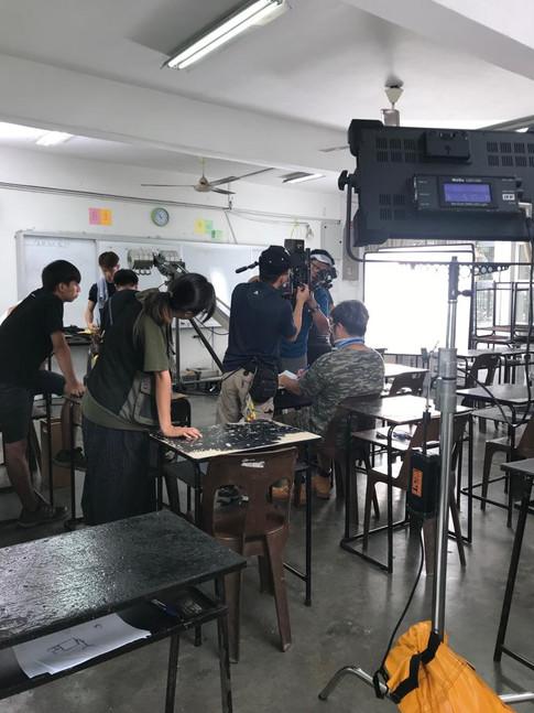 《学霸》Film Making