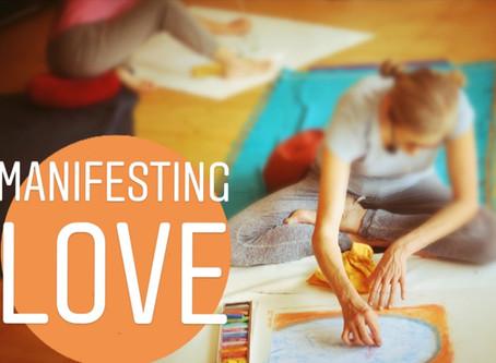 8.2. Yoga meets Art :: Manifesting LOVE ::