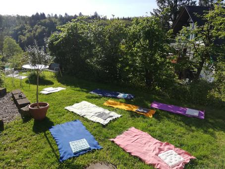 Sonntag 2.Juni: Yoga meets Art :: Outdoor! ::