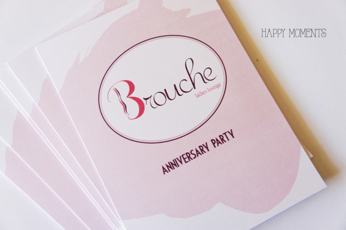 День Рождения Brouche ladies lounge