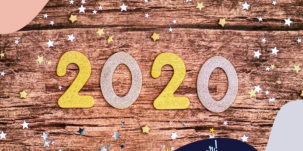 Goal Setting /Vision Board 2020 (1)