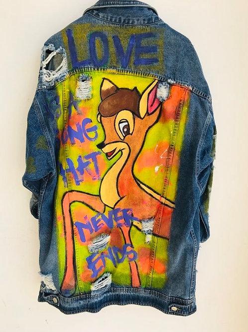 Hippie Bambi jacket