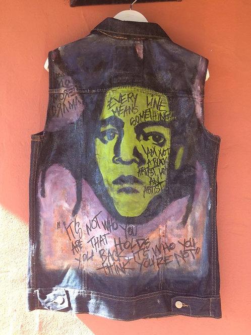 The Basquiat vest