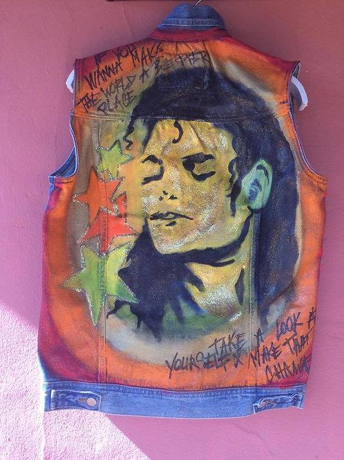 The Michael Jackson vest