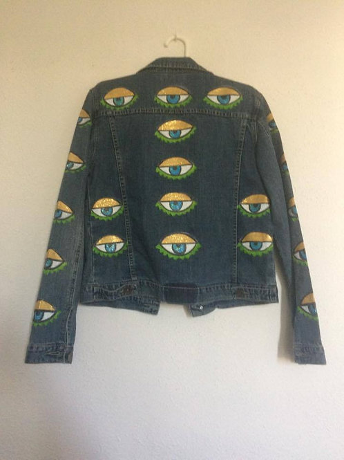 eyes on you jacket