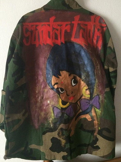 Sundar Ladki jacket
