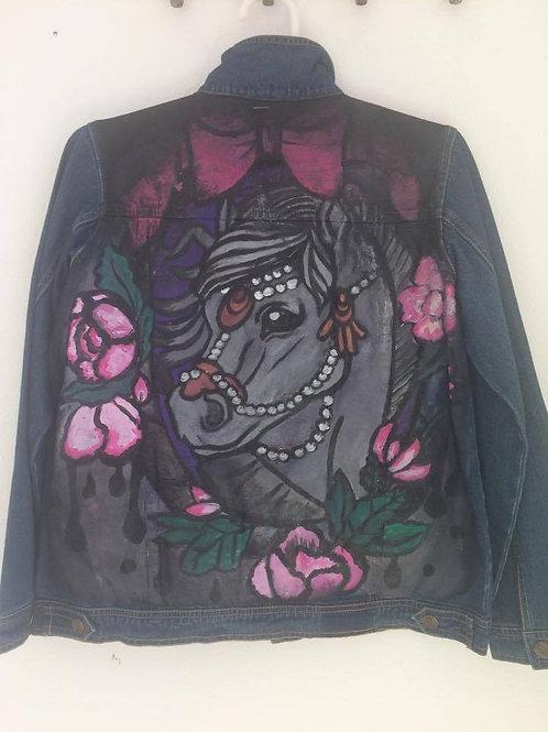 My girly horse jacket