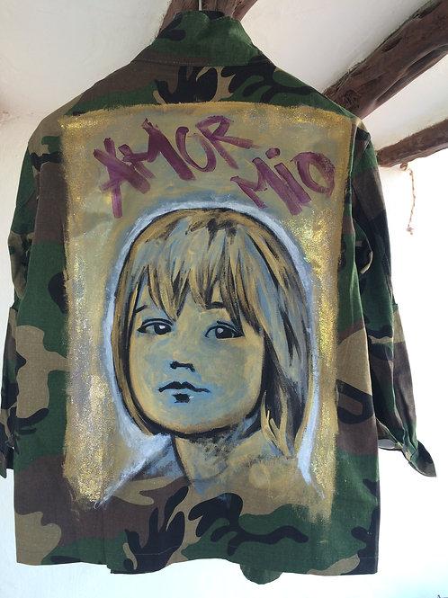 Celebrity kid jacket