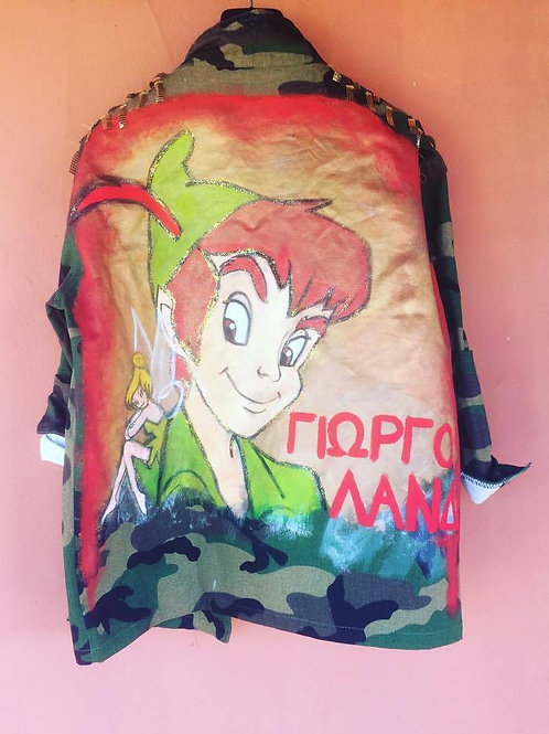 The Sunny Peter Pan jacket