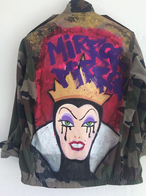 My queen jacket