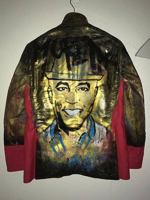 Mohamed Morreta jacket
