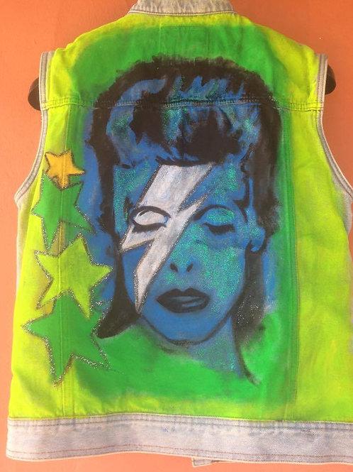 The Bowie vest