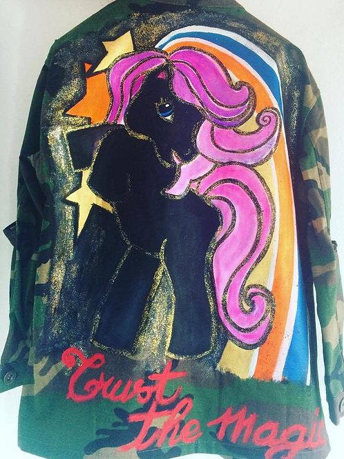 Mon petit poney jacket