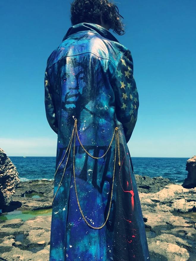 Hendrix coat