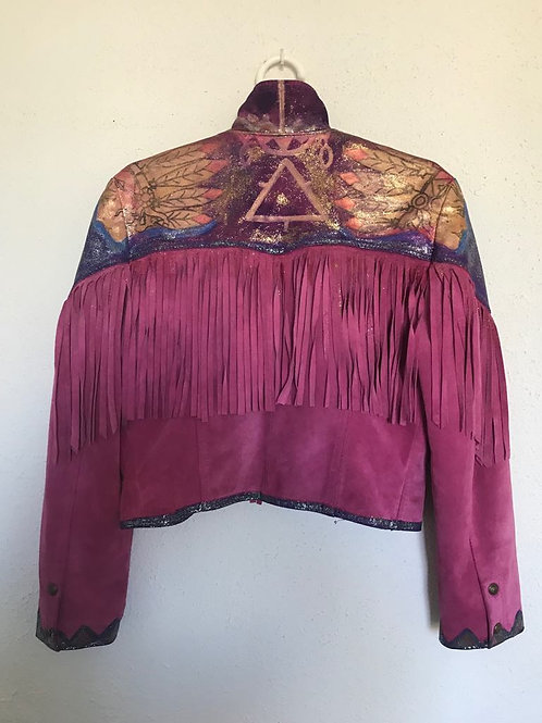 Native live jacket