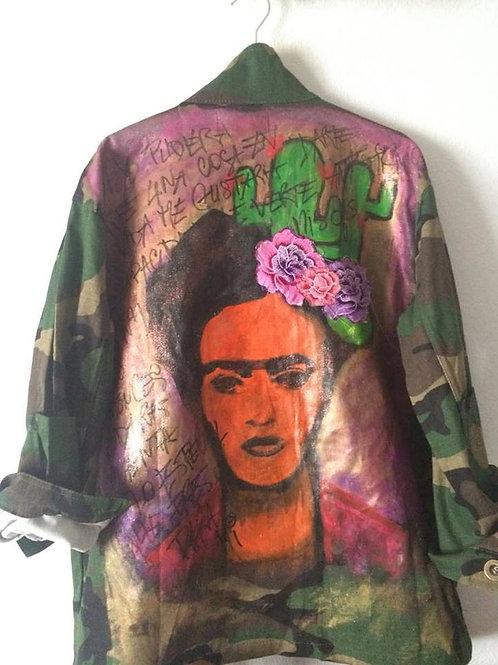 Frida Kahlo jacket