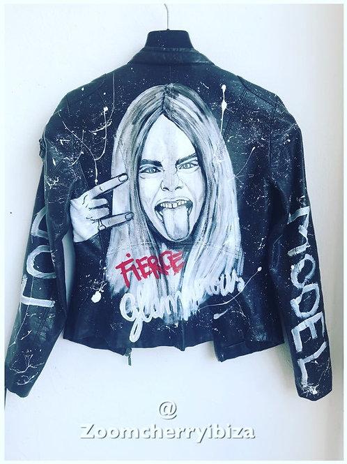 Glam Lavigne  jacket