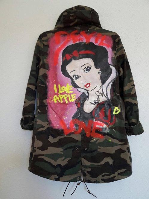 I love apple coat