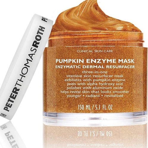 Pumpkin Enzyme Mask by Peter Thomas Roth Enzymatic Dermal Resurfacer