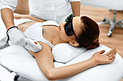 Body Care. Underarm Laser Hair Removal.