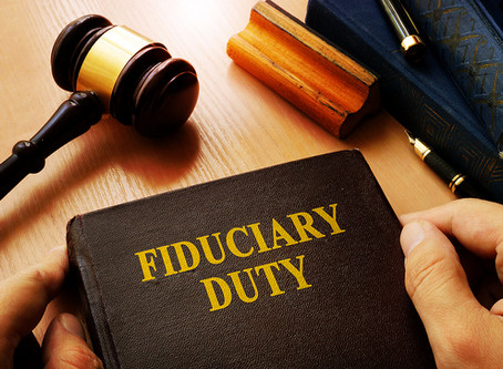Fiduciary Considerations in a Special Needs Trust