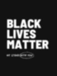 Copy of Black and White Black Lives Matt