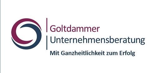 Logo Goltdammer Unternehmensberatung