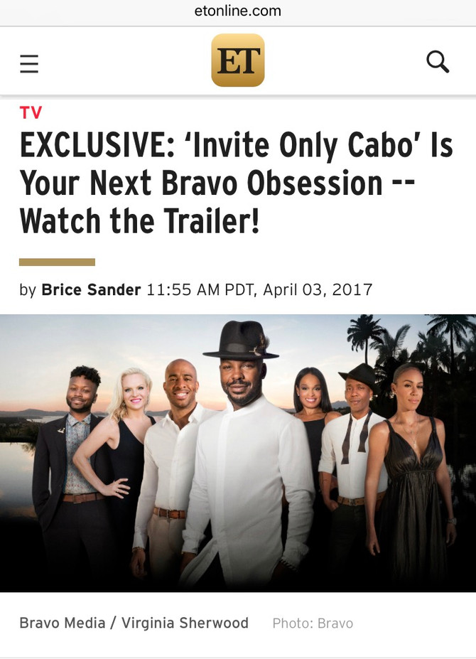 Invite Only Cabo Is Your Next Bravo Obsession