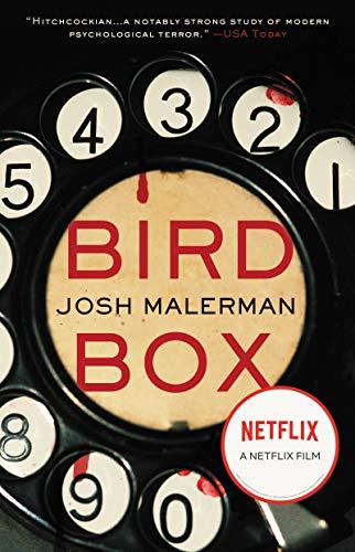 Book cover of Bird Box by Josh Malerman