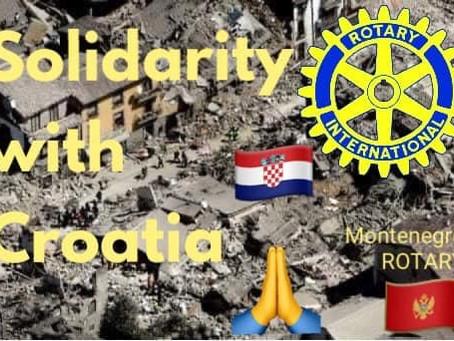 Pomoć za Republici Hrvatskoj