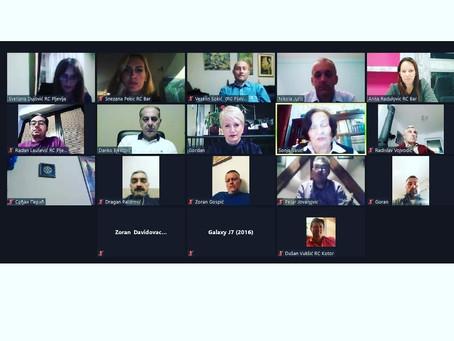 Zajednički sastanak crnogorskih klubova u organizaciji RC Pljevlja