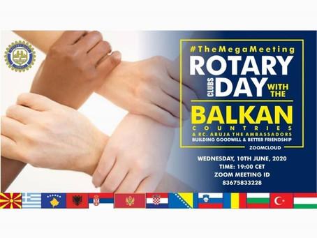 Balkan Rotary Day