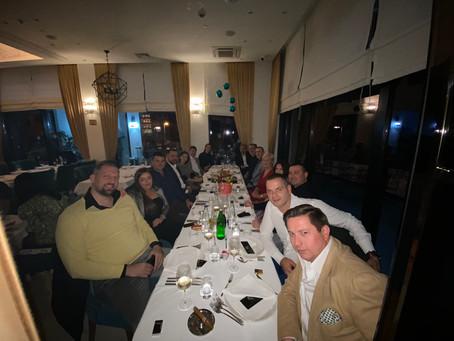ZAPISNIK – sa redovnog sastanka RC Bar koji je održan u hotelu Kalamper Hotel & Spa 29.11.2019. godi