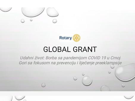"""Najava Global granta """"Udahni život"""""""