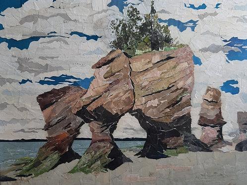 Hopewell Rocks, 2019