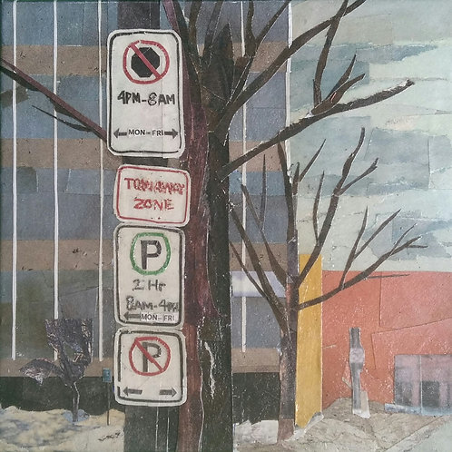 SOLD Parking Fines