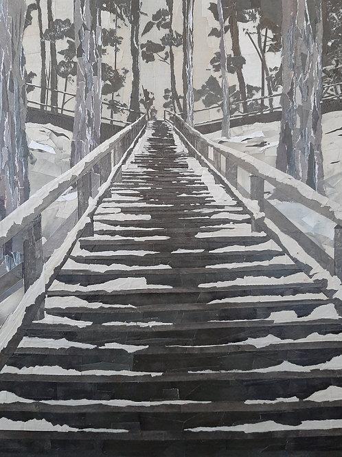SOLD Jacob's Ladder, 2019