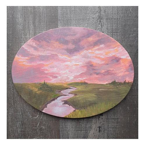 Pink River, 2021
