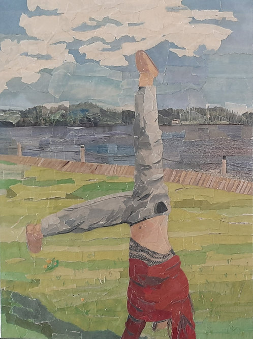 Cartwheels in the Park, 2019