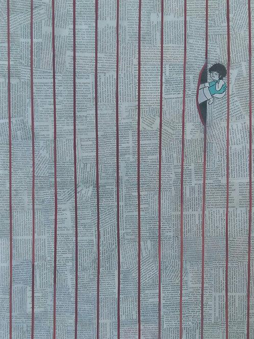 Patterns Disturbed - #15, 2017